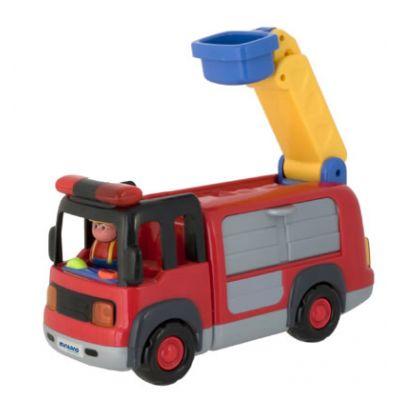 Miniland - Masinuta de pompieri