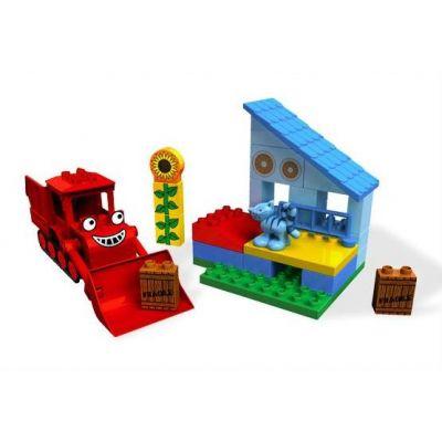 Lego - Duplo Buldozerul Muck