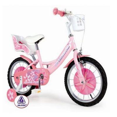 Injusa - Bicicleta Copii Blossom 16