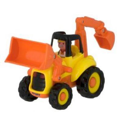 Miniland - Masinuta excavator