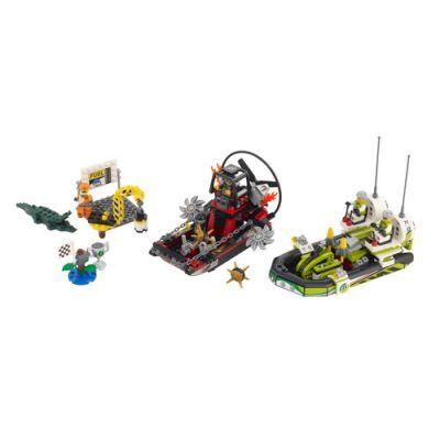 Lego - World racers mlastina aligatorilor