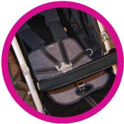 Koo Di - Wetec Protectie carucior si scaun auto