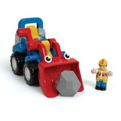 Wow - Jucarie buldozer Luke