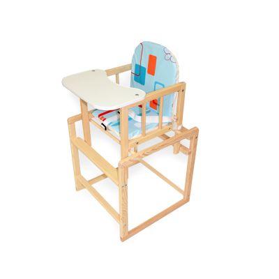 Klups - Scaun de masa din lemn Aga