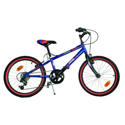 Dino Bikes - Bicicleta Spiderman 20''