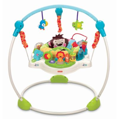 Fisher Price - Centru de activitati Precious Planet Jumperoo
