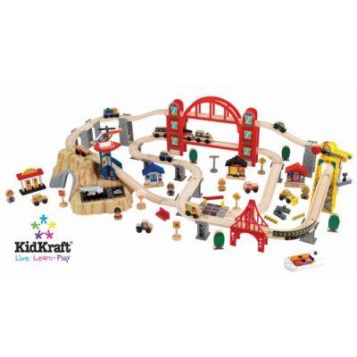 Kid Kraft - Tren set Metropolis