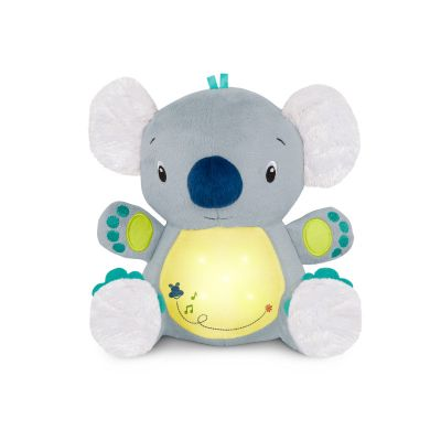 Bright Starts - Lampa de veghe si jucarie Twinkle Tummy Buddy