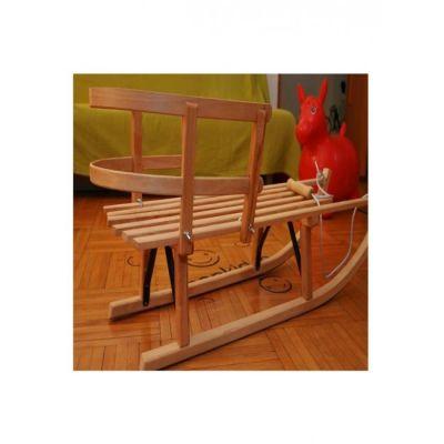 Mesterel - Sanie copii medie din lemn