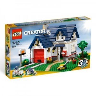 Lego - Creator Casa 3 in 1