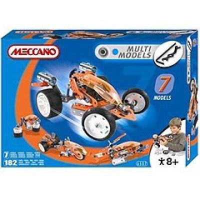Meccano - Set 7 modele