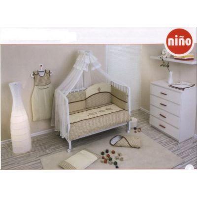 Nino - Lenjerie pat 3 piese