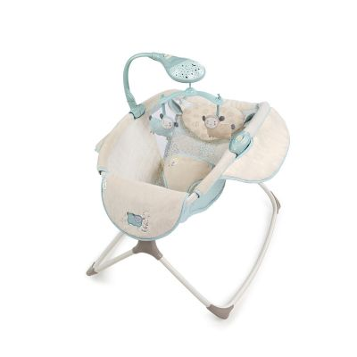 Bright Starts - InGenuity Sleeper Moonlight Rocking Lullaby Lamb