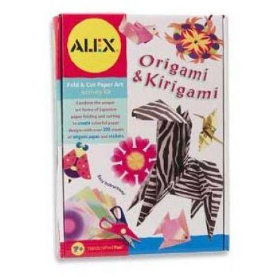 Alex Toys - Origami&Kirigami Kit