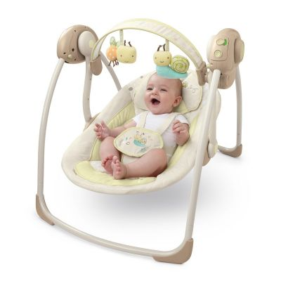 Bright Starts - InGenuity Portable Swing