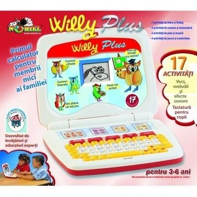 Noriel - Laptop educational Willy Plus