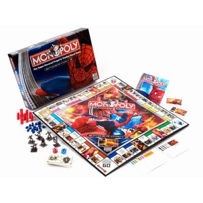 Noriel - Monopoly Spiderman