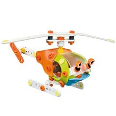 Meccano - Set Build & Play Helicopter