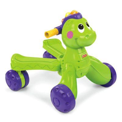 Fisher Price - Premergator 2in1 Stride-to-Ride Dino