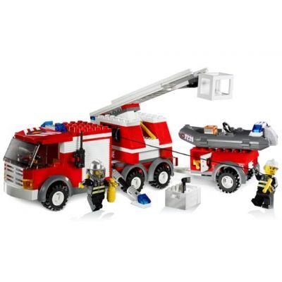 Lego- City Masina Pompieri
