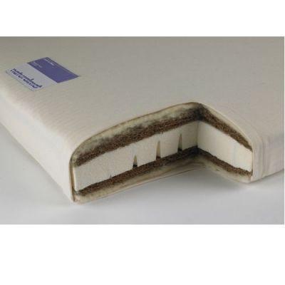 Naturalmat - Saltea Latex Natural Organic 70x140