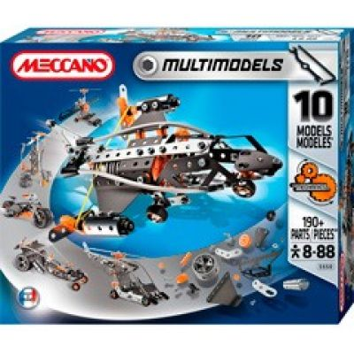 Meccano - Set 10 modele