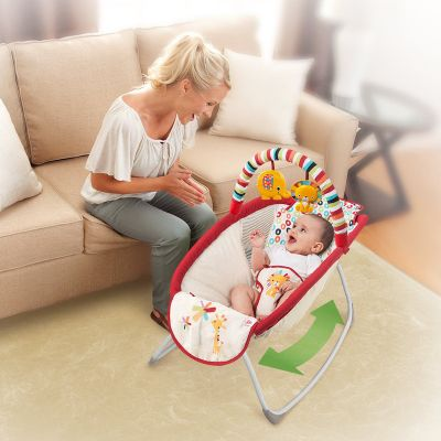 Bright Starts - Sleeper Playful Pinwheels resigilat