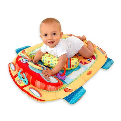 Bright Starts - Tummy Cruiser Prop &Play