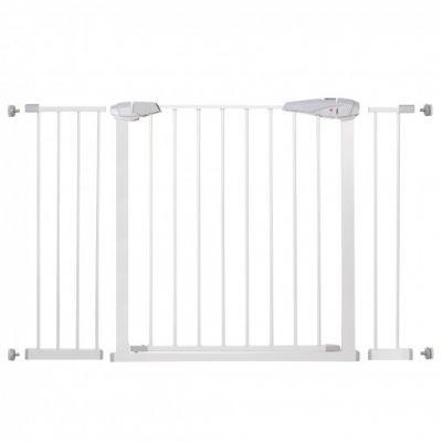 Springos - Poarta de siguranta prin presiune Zion 118-127 cm