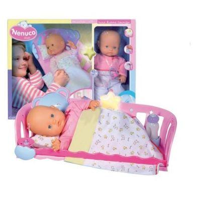 Nenuco - Papusa bebe la somn