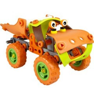 Meccano - Set Build & Play Tipper Truck