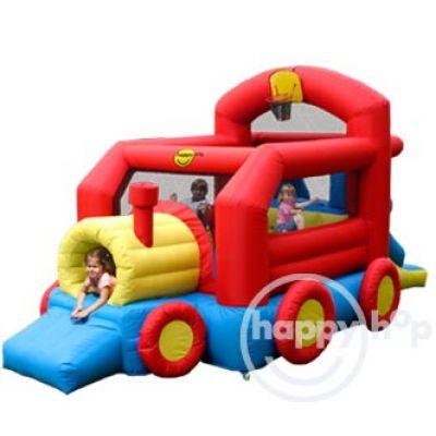 Happy Hop - Spatiu de joaca bouncy train