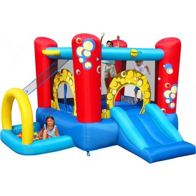 Happy Hop - Bubble Play Center 4 in 1