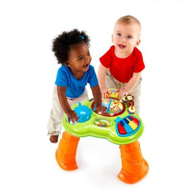 Bright Starts - Masuta interactiva Safari Learning Table