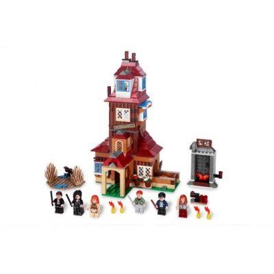 Lego - Harry Potter Casa familiei Weasley