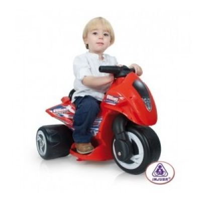 Injusa - Tricicleta electrica Alias