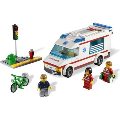 Lego - City ambulanta