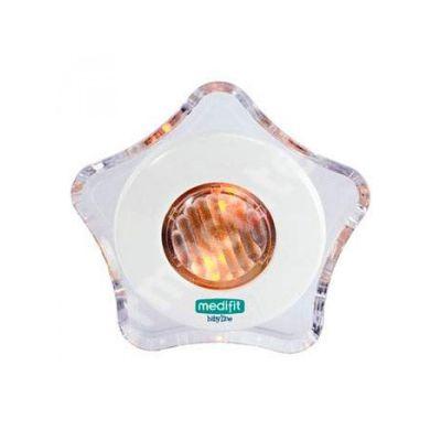 Medifit - Aparat tantari cu ultrasunete si lumina de veghe
