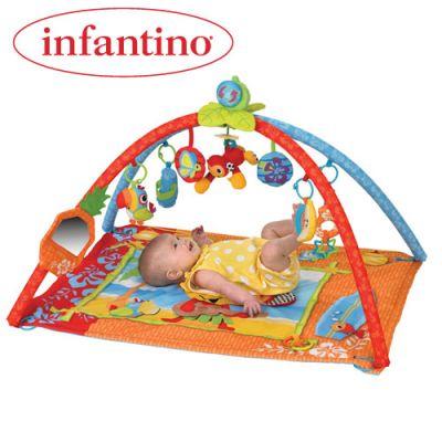 Infantino - Salteluta de activitati Atinge si Canta