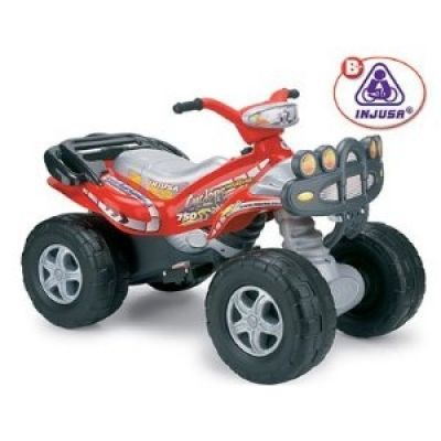 Injusa - ATV electric copii Mega Cyclops 12V