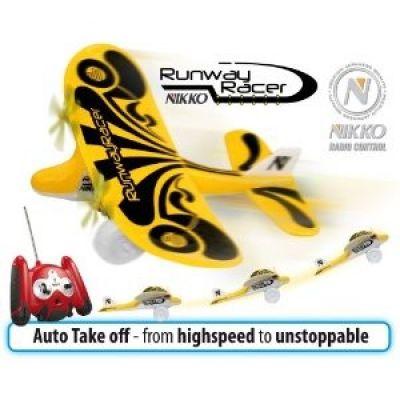 Nikko - Avion radiocomandat Runway Racer