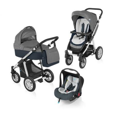 Baby Design - Carucior 3 in 1 Dotty 2018