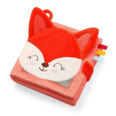 Carte senzoriala Baby Ono 0m+ Fox Vincent