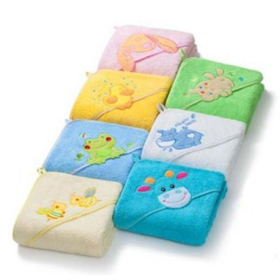 Baby Ono - Prosop special pentru bebelusi cu gluga 100x 100 cm