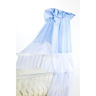 Klups - Baldachin universal pentru patut blue