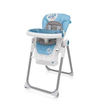 Scaun de masa Lolly Baby Design Blue