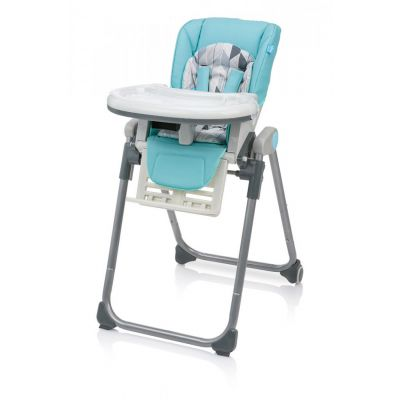 Scaun de masa Baby Design Lolly Pastel Lake Blue