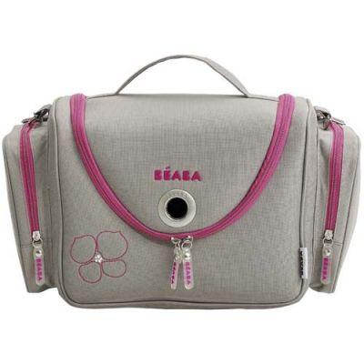 Beaba - Geanta Vanity gri-roz