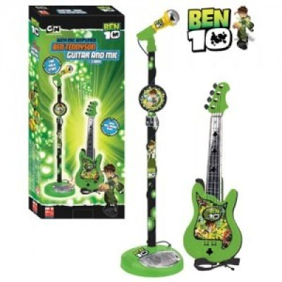 Reig Musicals - Set chitara cu microfon Ben