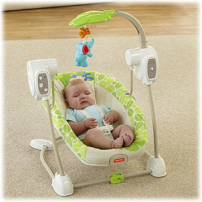 Fisher Price - Leagan 2 in 1 Rainforest